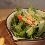 サンドヤ - グリーンサラダ
