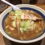 8番らーめん - 料理写真:みそ