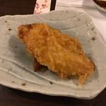 ごはん亭 家蔵 - 白身魚の和風フライ
