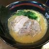 ラーメン独歩 - 料理写真:チャーシューメン=850円