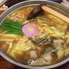 めんちゃんこ亭 - 料理写真:かき味噌めんちゃんこ