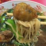 小洞天 - 牡蠣と麺リフト