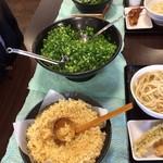 香川製麺所 - 薬味類