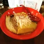 鶏一心 - 濃厚 鶏白湯 [¥780]