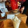 はちみつ屋 - 料理写真:アイス+にがーいハチミツ
