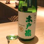 プラットスタンド 酛 - 千葉県木戸泉酒造 木戸泉 独別純米 別誂 無濾過生原酒