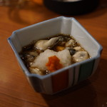 鉄なべ - 牡蠣酢