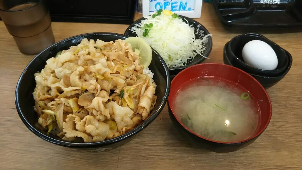 伝説のすた丼屋 金沢大河端店