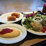 ガーデンレストラン オールデイ ダイニング - モーニングブュッフェ洋食