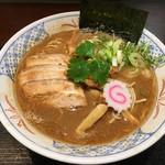 麺や 庄の - 濃厚らーめん / 750円