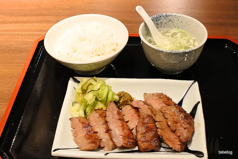 牛たん焼き仙台辺見 守山店