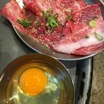 立喰☆焼肉 瑞園 - スキヤキ焼くねん