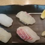 すし処 あり吉 - 料理写真:塩にぎり