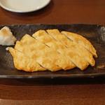讃岐うどん 蔵之介 - 料理写真:手作りさつま揚げ