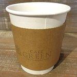カフェ グリーン トカチ - カフェ グリーン トカチ 「コーヒー」