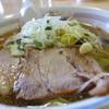 長八 - 料理写真:ねぎチャーシュー麺(760円)