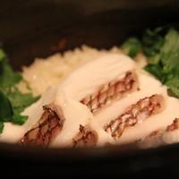 益城米と天草真鯛の炊き込みごはん