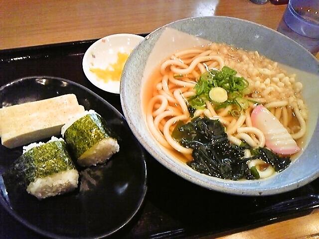 阪急そば 池田店