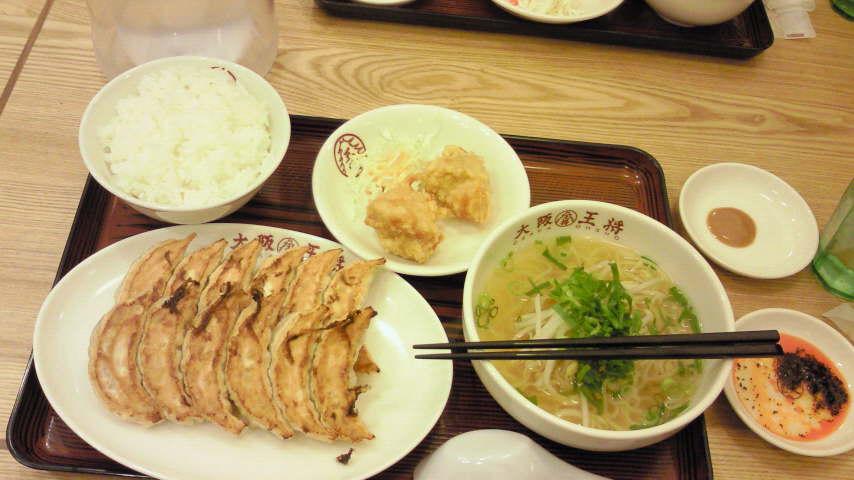 大阪王将 エミフルMASAKI店