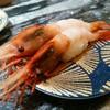 回転寿司 根室花まる - 料理写真:ぷりっぷりの大きなボタン海老✴✴これは美味しい♪
