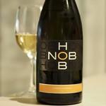 62644068 - 白ワインボトル「HOBNOB CHARDONNAY/仏」3,500円