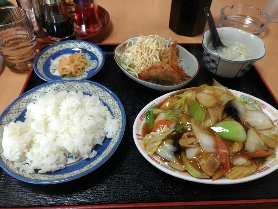 四川料理龍一番 清水口支店