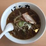 花丸 - 料理写真:皆大好き醤油ラーメン。
