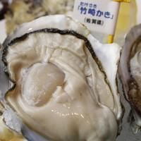 国内外から旬の牡蠣を豊富にラインナップ!!
