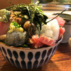江戸富士 - 料理写真:海鮮どん1,000円