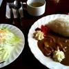 象の仔 - 料理写真:カレーライス¥800