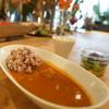SAPPORO FLOWER &CAFE - 料理写真:北海道ホタテの自然派ビスクカレー