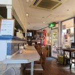 JAZZ麺 2.7 - 店内風景