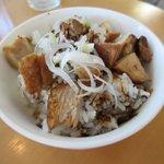 JAZZ麺 2.7 - ミニチャーシュー丼