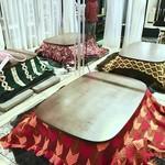サナギ  - 女子に人気のサロン桟敷(冬はコタツサロン