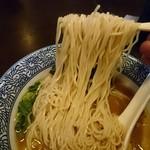 煮干し中華そば 麺屋 新星 - 麺リフト