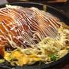 鉄板・お好みTETSU - 料理写真:広島焼き