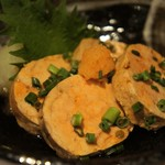 日本のお酒と浜焼料理‐ウラオンサカバ‐ - あん肝