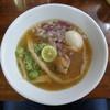 麺屋 庄太 - 料理写真:白中華そば+煮玉子