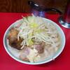 ラーメン二郎 - 料理写真:小豚ニンニク少なめアブラ