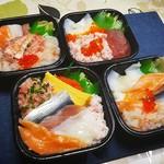 宮崎 丼丸 - ★海鮮丼ぶりいろいろ…