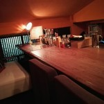 Bar 長屋 - カウンター