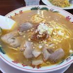 魁力屋 - 担担麺