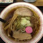 恵庭 おとん食堂 - 醤油ラーメン