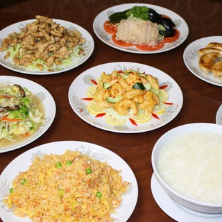 早くて安い!四川料理を中心とした本格中華をご提供