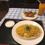 ナスコ フード コート - エッグビリヤニ