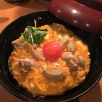 はし田屋 - 名物親子丼(850円)