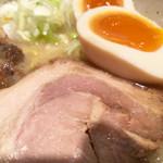 つじ田 味噌の章 - シャーシューは2種類