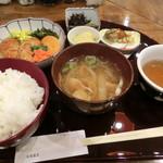 未来食堂 - 水曜日定食900円