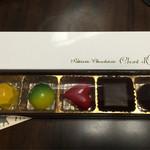 シャンドワゾー - 美しいボンボンショコラ