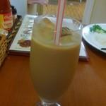 フォーロック - セットのタピオカココアミルク